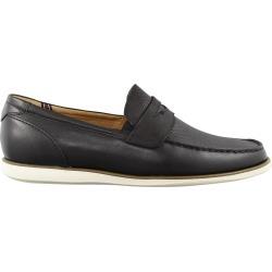 Florsheim Men's Atlantic Loafer Shoes in Black, Size 12 Medium