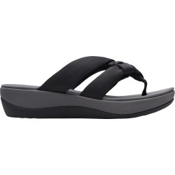 Clarks Women's Arla Jane Sandal in Black, Size 6 Medium found on Bargain Bro India from ts.townshoes.ca for $53.87