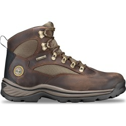Timberland Men's Chocorua Trail Hiking Boot in Brown Leather, Size 9 Medium found on Bargain Bro India from ts.townshoes.ca for $106.65