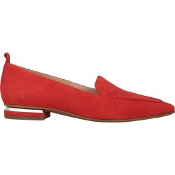 Franco Sarto Women's Susie Loafer Shoes in Red Suede, Size 8 Medium found on Bargain Bro Philippines from ts.townshoes.ca for $76.16