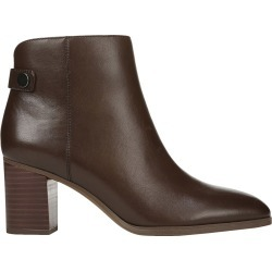Franco Sarto Women's Ilaria Bootie in Brown Leather, Size 9 Medium found on Bargain Bro Philippines from ts.townshoes.ca for $99.02