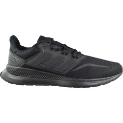 Adidas Men's Runfalcon Sneaker Shoes in Core Black, Size 8.5 Medium found on Bargain Bro Philippines from ts.townshoes.ca for $63.11