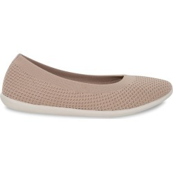 Skechers Women's Cleo Sport What A Move Ballet Flat in Natural, Size 6.5 Medium found on Bargain Bro Philippines from ts.townshoes.ca for $55.58