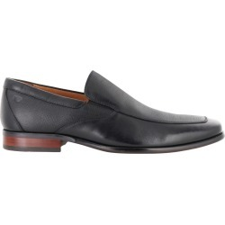 Florsheim Men's Postino Loafer Shoes in Black Leather, Size 8 Medium found on Bargain Bro Philippines from ts.townshoes.ca for $106.63