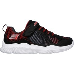Skechers Youth Boy's Intersectors Protofuel Sneaker Shoes in Black/Red, Size 13 Medium found on Bargain Bro Philippines from ts.townshoes.ca for $41.89