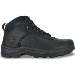 Timberland Men's Flume Waterproof Hiker Shoes in Black, Size 9 Medium found on Bargain Bro India from ts.townshoes.ca for $109.91