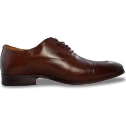 Florsheim Men's Corbetta Oxford Shoes in Cognac Leather, Size 9 Extra Wide found on Bargain Bro Philippines from ts.townshoes.ca for $99.02
