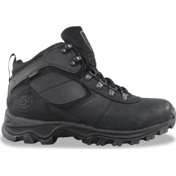 Timberland Men's Mt. Maddsen Waterproof Hiker Shoes in Black, Size 9 Medium found on Bargain Bro India from ts.townshoes.ca for $102.08