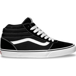 Vans Men's Ward High-Top Shoes in Black, Size 12 Medium found on Bargain Bro Philippines from ts.townshoes.ca for $68.55