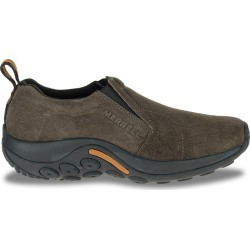 Merrell Men's Jungle Moc Shoes in Brown Suede, Size 9.5 Wide found on Bargain Bro Philippines from ts.townshoes.ca for $75.43
