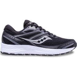 Saucony Women's Cohesion 13 Running Shoes in Black, Size 6.5 Wide found on Bargain Bro Philippines from ts.townshoes.ca for $66.48