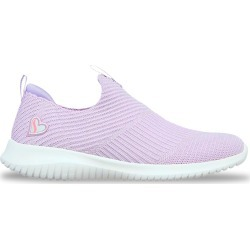 Skechers Youth Girls' Ultra Flex Absolute Shine Sneaker Shoes in Lavender, Size 11 Medium found on Bargain Bro Philippines from ts.townshoes.ca for $47.64
