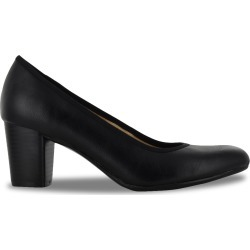 Naturalizer Women's Naomi Pump Shoes in Black, Size 9.5 Medium found on Bargain Bro India from ts.townshoes.ca for $60.13