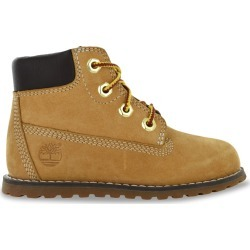 Timberland Toddler Pokey Pine 6-Inch Boot in Beige Nubuck Leather, Size 8 Medium found on Bargain Bro India from ts.townshoes.ca for $53.30