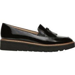 Naturalizer Women's Electra Loafer Shoes in Black Patent, Size 6.5 Medium found on Bargain Bro Philippines from ts.townshoes.ca for $75.88