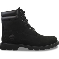 Timberland Women's Linden Woods Waterproof Boot in Black Nubuck, Size 8.5 Medium found on Bargain Bro India from ts.townshoes.ca for $117.77