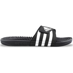 Adidas Men's Adissage Slide Sandals in Core Black/Cloud White, Size 7 Medium found on Bargain Bro Philippines from ts.townshoes.ca for $31.55