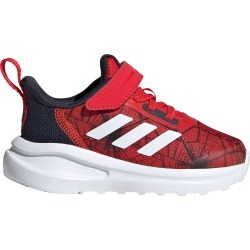 Adidas Toddler Boy's Forta Run I Spiderman Sneaker Shoes in Cloud White/Vivid Red/Core Black, Size 5 Medium found on Bargain Bro Philippines from ts.townshoes.ca for $35.50
