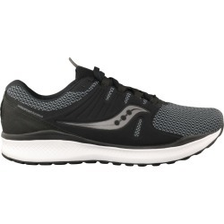 Saucony Men's Inferno Runner Shoes in Black, Size 7 Wide found on Bargain Bro Philippines from ts.townshoes.ca for $60.93