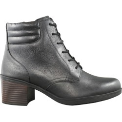 Clarks Women's Hollis Jasmine Bootie in Black Leather, Size 7 Medium found on Bargain Bro Philippines from ts.townshoes.ca for $99.02