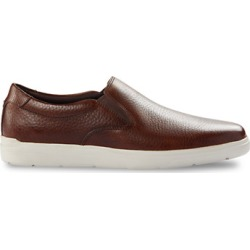 Big & Tall Rockport Total Motion Lite Double Gore Slip-Ons - Cognac found on Bargain Bro India from Destination XL for $97.49