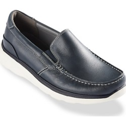 Big & Tall Propet Otis Slip-Ons - Navy - Size 130 EW found on Bargain Bro Philippines from Destination XL for $108.00