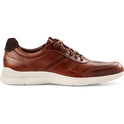 Big & Tall Rockport Total Motion Mudguard Sneakers - Tan found on Bargain Bro India from Destination XL for $120.00