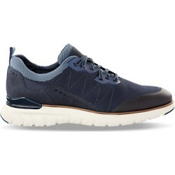 Big & Tall Rockport Total Motion Sport Mudguard Sneakers - New Dress Blues found on Bargain Bro India from Destination XL for $140.00