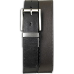 Big & Tall Harbor Bay Reversible Leather Casual Belt