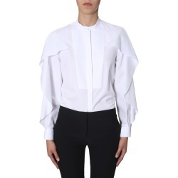 alexander mcqueen shirt with ruches found on Bargain Bro UK from Eleonora Bonucci