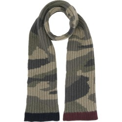 valentino camouflage print scarf found on Bargain Bro UK from Eleonora Bonucci