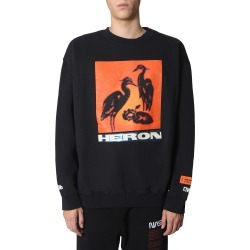 heron preston crew neck sweatshirt found on Bargain Bro UK from Eleonora Bonucci