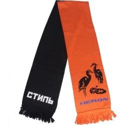 heron preston double color scarf found on Bargain Bro UK from Eleonora Bonucci
