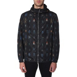 alexander mcqueen wind jacket with hood found on Bargain Bro UK from Eleonora Bonucci