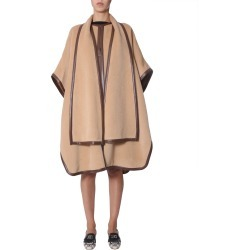alberta ferretti combed wool cape found on Bargain Bro UK from Eleonora Bonucci