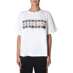 "moschino ""slot machine"" t-shirt"