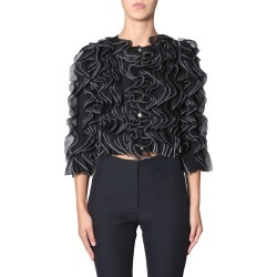 alexander mcqueen jacket with pleated levers found on Bargain Bro UK from Eleonora Bonucci