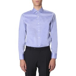 z zegna slim fit shirt found on MODAPINS from Eleonora Bonucci for USD $197.51