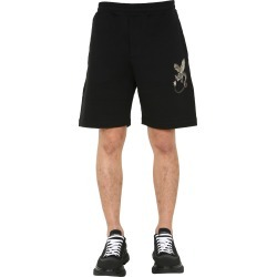 alexander mcqueen embroidered bermuda found on Bargain Bro UK from Eleonora Bonucci