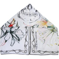 alexander mcqueen printed scarf found on Bargain Bro UK from Eleonora Bonucci