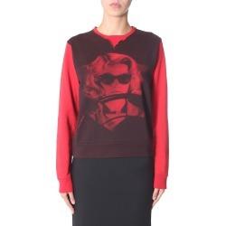 n°21 crew neck sweatshirt
