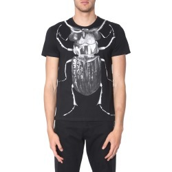 alexander mcqueen beetle print t-shirt found on Bargain Bro UK from Eleonora Bonucci