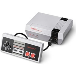 Nintendo NES Classic Edition Gris - Videoconsolas (NES / SNES, Gris, Corriente alterna, HDMI) found on Bargain Bro from  for $27628