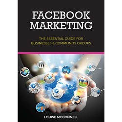 Facebook Marketing: The Essential Guide for Businesses & Community Groups found on Bargain Bro from  for $10.49