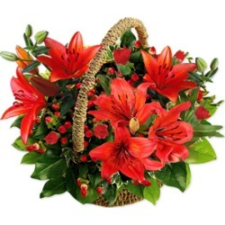Traditional Basket Full of Love found on Bargain Bro India from Flora2000 for $84.99