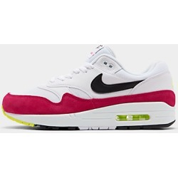 Nike Men's Air Max 1 Casual Shoes, Pink/White found on MODAPINS from Finish Line for USD $110.00