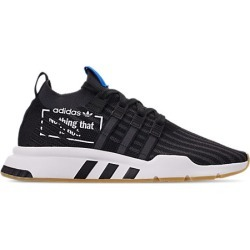 Adidas Men's Originals EQT Support Mid ADV Casual Shoes, Black found on MODAPINS from Finish Line for USD $80.00