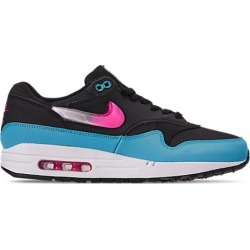 Nike Men's Air Max 1 Casual Shoes, Blue found on MODAPINS from Finish Line for USD $110.00