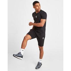 Gym King Men's Jersey Shorts in Black Size Medium Cotton/Jersey