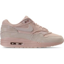 Nike Air Max 1 Lux Casual Shoes (Check Description for Sizing Information), Men's, Pink found on MODAPINS from Finish Line for USD $100.00